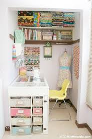 Furniture For Craft Room - best 25 small sewing space ideas on pinterest small sewing