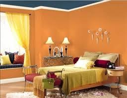 colour combination for hall orange wall combination interior design in singapore interior