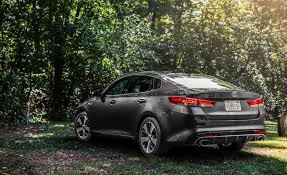 2016 kia optima sx 2 0t test u2013 review u2013 car and driver