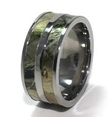 camo wedding rings for him and camo wedding ring sets for him and williams
