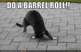 Barrel Roll Meme - do a barrel roll know your meme