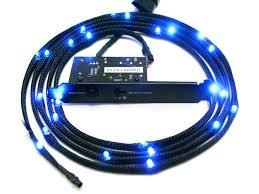 Led Light Strips For Computer Case by Computer Case Lighting Kits Pc Build Advisor