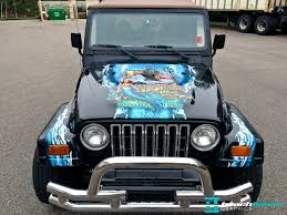 beach jeep jeep wrap custom vehicle wraps