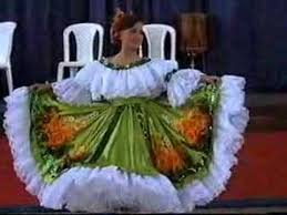 traje del sanjuanero huilense mujer y hombre para colorear sanjuanero huilense youtube