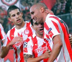 Vidéo Olympiakos Le Pirée Arsenal but Djebbour (3-1)