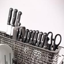 Dishwasher Safe Kitchen Knives Ginsu Dishwasher Safe Series 14 Stainless Steel Serrated