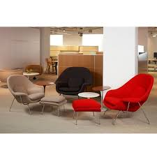 saarinen reproduction images counter height settee images home