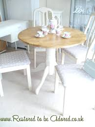 shabby chic round dining table round shabby chic dining table latest by chic round dining table and