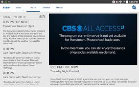 cbs all access is it worth your 6 a month the desk
