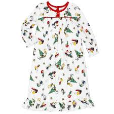 peanuts gown nightgown pajamas