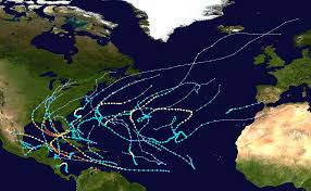 Caribbean Weather Map by 2005 Atlantic Hurricane Season Wikipedia