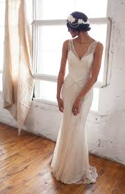 1920 style wedding dresses 20 deco wedding dress with gatsby chic vintage brides