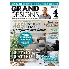 Home Magazine Subscriptions by Grand Designs Magazine Subscription 12 Issues U2013 Ideal Home Show Shop