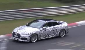 2018 audi rs5 coupe sounds really awesome is showing its weight