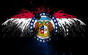 Misouri Flag Eagles Hawk Flags Usa Missouri State 1920x1200 Wallpaper High