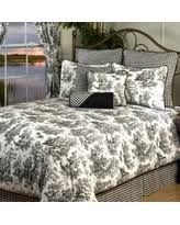 California King Black Comforter Boom Holiday Sales On Black Toile Bedding
