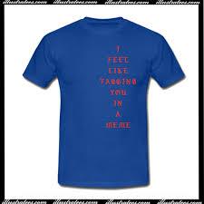 Tshirt Meme - kanyewest blue tshirt red memes ifeellike on the hunt