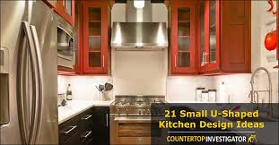 kitchens designs ideas 21 small u shaped kitchen design ideas