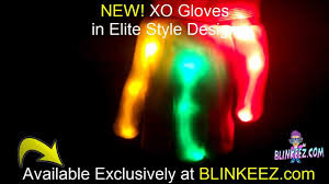 halloween skeleton gloves halloween xo mitts led flashing skeletal xbone gloves with