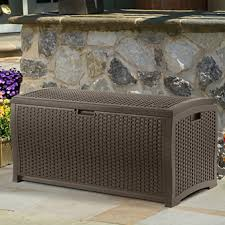 patio deck storage boxes storage containers american sale