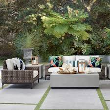 all outdoor furniture décor williams sonoma