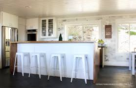 eat at kitchen islands house tour four years in kitchen island back