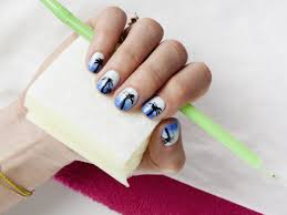mermaid nail art is here and it u0027s everything we thought it would be