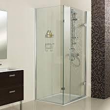 glass shower door hinge hinged shower doors and folding shower door enclosures roman showers