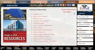 edwise study in usa study in usa consultants study in usa from