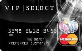 prepaid mastercard vip select prepaid mastercard