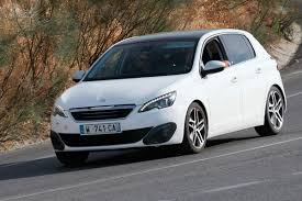 Peugeot 308 Auto Express by Peugeot 308 Gt Spied Pictures Peugeot 308 Gt Front Auto Express