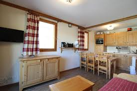 3 Room Apartment by Ski Rental Holidays Val Cenis Residence Les Alpages