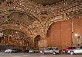 most beautiful theaters in the usa detroit s michigan theater a most beautiful parking lot urbanist