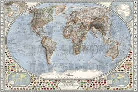 Detailed World Map The World Chancellor By Jaysimons On Deviantart