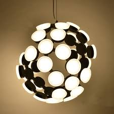 Atomic Lighting Factory Direct Post Modern Simple Personality Led Broken Light