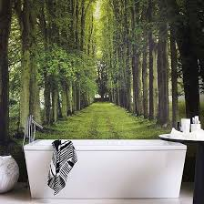 wallpaper designs for bathroom 269 best wallpaper for my bath images on