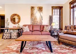 rustic livingroom furniture 19 rustic living room designs decorating ideas design trends