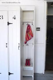 diy kids lockers kids storage locker foter