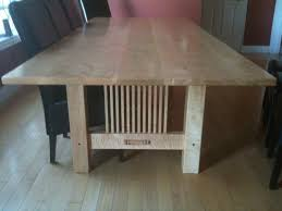 Dining Table Building Plans Dining Room Table Finewoodworking