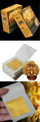 where to buy gold foil visit to buy new 10 pcs 24k genuine edible gold leaf foil
