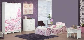 bedroom gorgeous kids bedroom decor with princess carriage bed