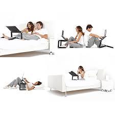 Furinno Adjustable Laptop Desks Furinno Adjustable Vented Laptop Table Laptop Computer Desk