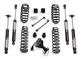 jeep front shocks jk 2 door 2 5