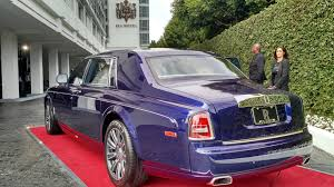 purple rolls royce inside rolls royce los angeles the ignition blog