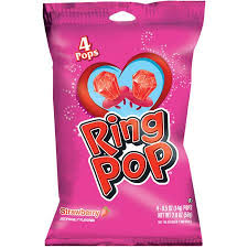 where to buy ring pops buy ring pop 39 s day strawberry pops 0 5 oz 4 count in