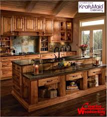 country kitchen island ideas kitchen with rustic island this inviting open plan ideas rustic