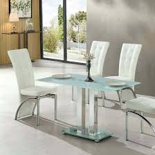 Glass Dining Table Small Glass Dining Table Sooprosports