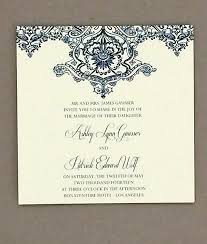 wedding programs exle wedding invitation template pricing