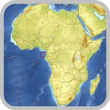 map of sao tome map of sao tome and principe travel android apps on play