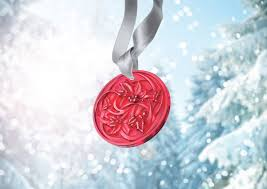 lalique 2017 annual ornament entrelacs